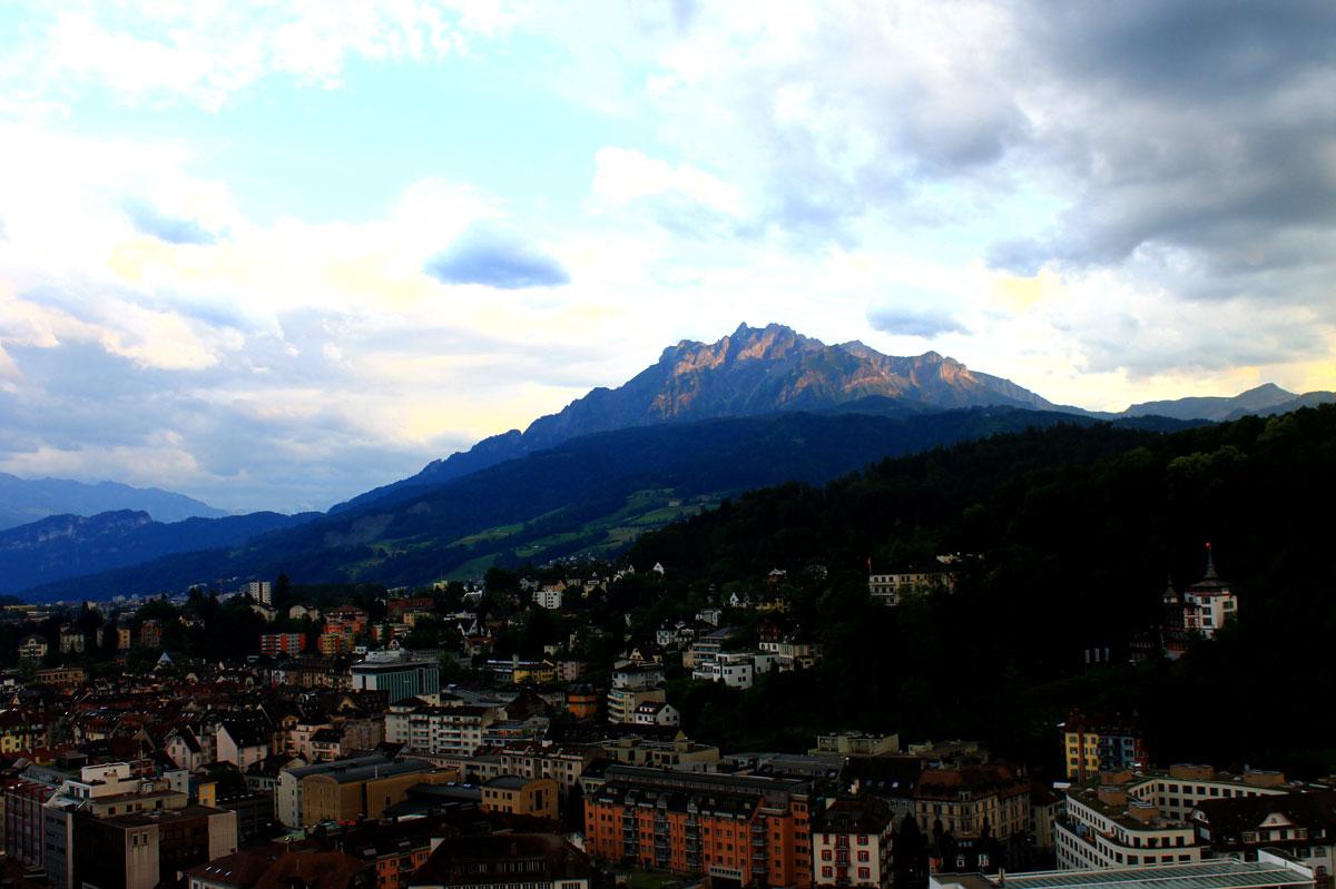 Luzern, Zwitserland