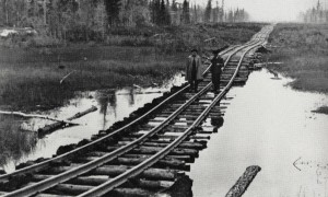 Terug in de tijd…Stalin's spoorlijn van de dood