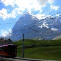 De Jungfrau, de top van Europa