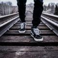 5x fijne schoenen voor tijdens een treinreis