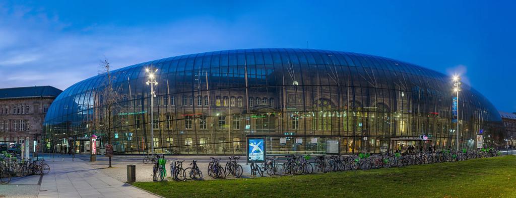 Station Straatsburg