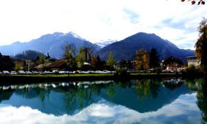 Bestemming bereikt: Interlaken, Zwitserland