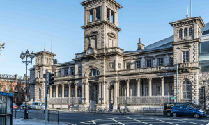 Terug in de tijd…Connolly Station in Dublin, Ierland