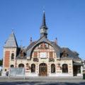 Verlaten treinstations…Station Senlis in Frankrijk