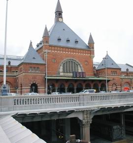 Terug in de tijd…Station Kopenhagen