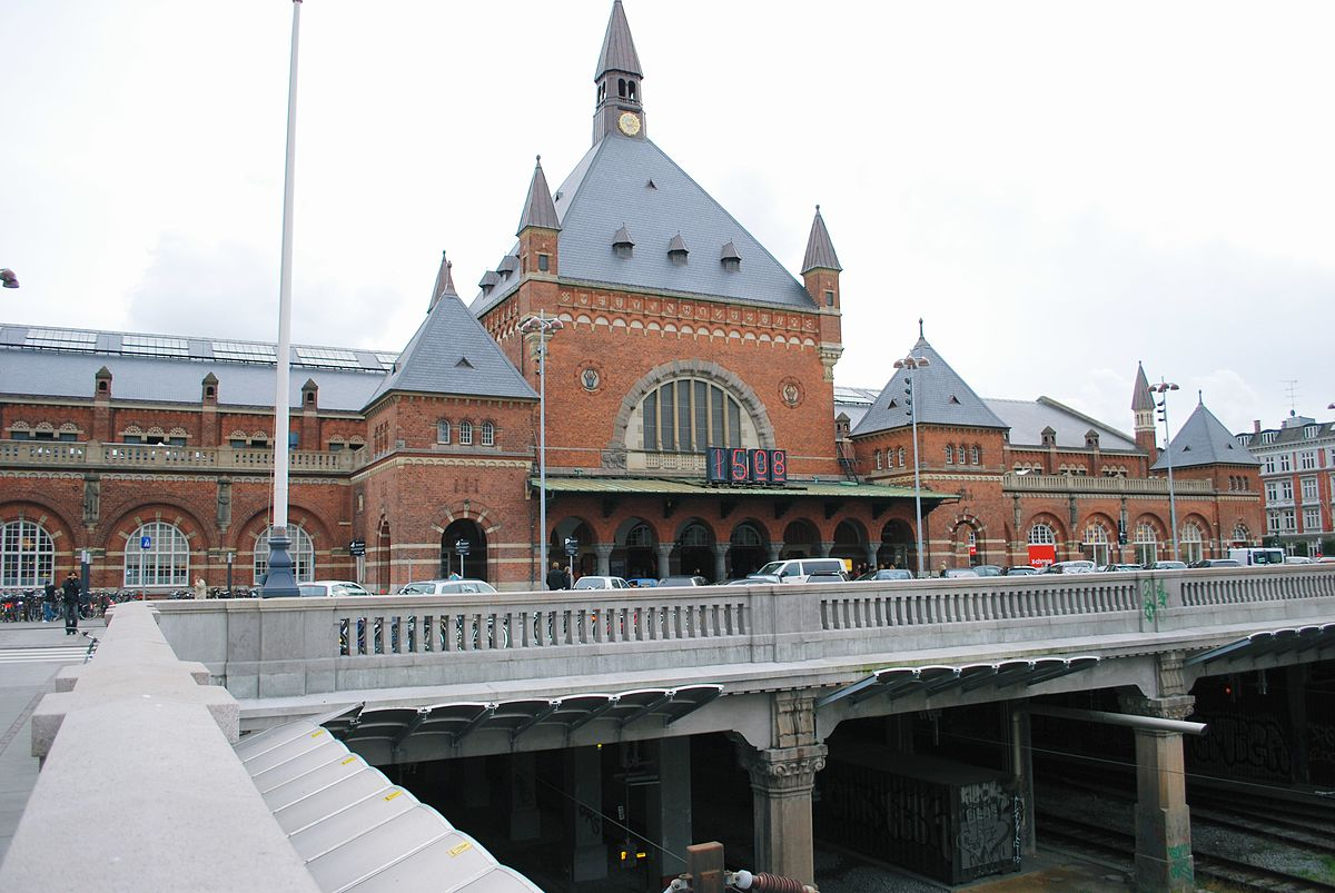 Station Kopenhagen
