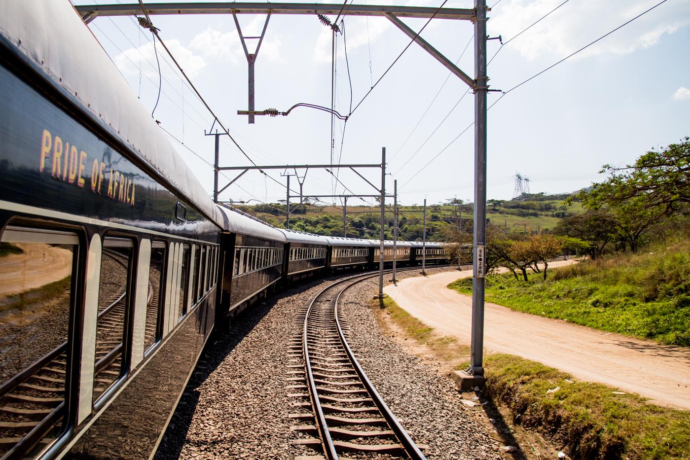 Pride of Africa van Rovos Rail