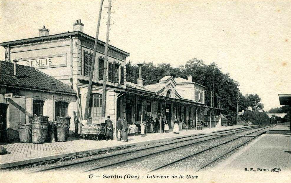 Station Senlis