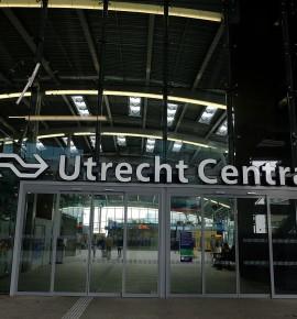 Terug in de tijd…Station Utrecht Centraal