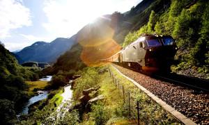 Bucketlist item! De steilste spoorbaan ter wereld!
