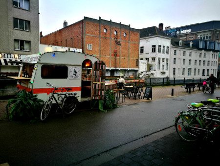 Bestemming bereikt: Gent