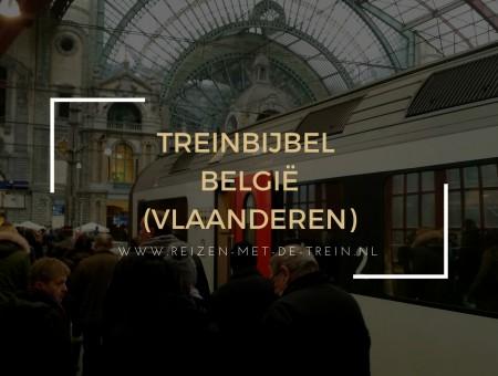 Treinbijbel: België (Vlaanderen)