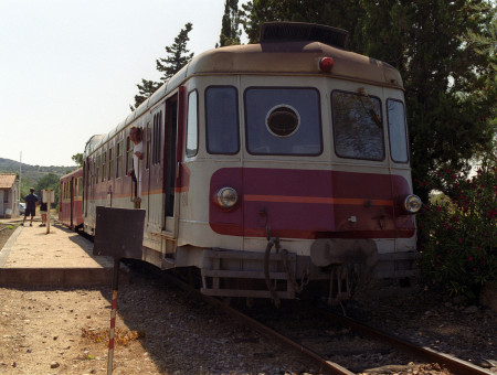 Eilanden per trein: Corsica, Frankrijk
