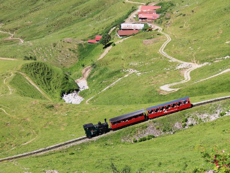 Video: Reis mee met de Brienzer Rothorn Bahn