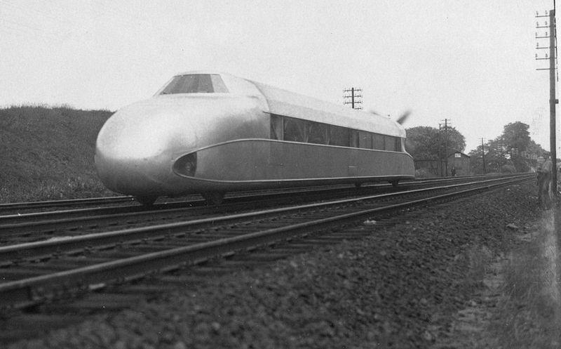 vreemde treinen