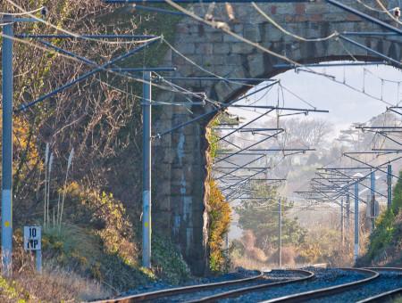 Column Thea: met de trein naar Ierland