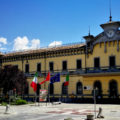 Terug in de tijd… Station Domodossola in Italië