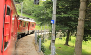 Video: van de Alp Grüm naar Lugano