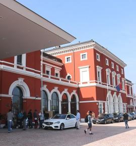 Terug in de tijd… Station Lugano