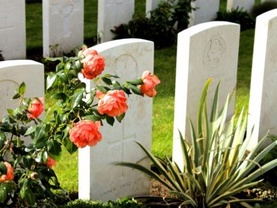 100 jaar na het einde van de Eerste Wereldoorlog; Ieper, België