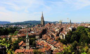 Bestemming bereikt: Bern, Zwitserland