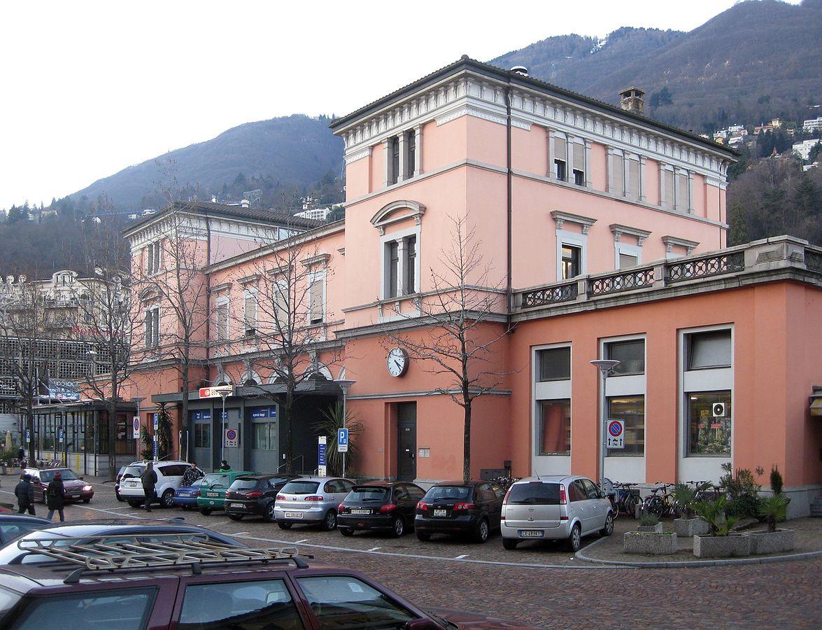 Station Locarno