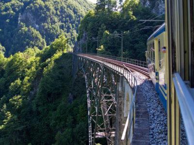 Video: De reis door de 100 dalen – Centovalli Express