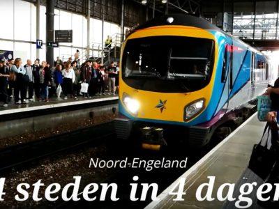 Video: 4 steden in 4 dagen – Noord-Engeland