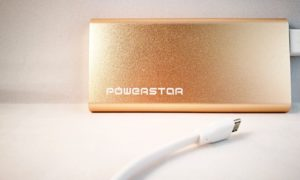 Gadget: De powerbank van Powerstar