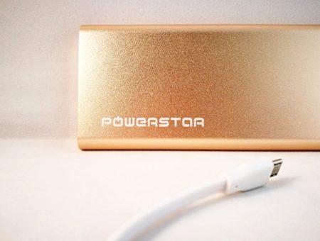 Gadget: De powerbank van Powerstar