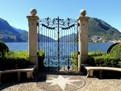 Bestemming bereikt: Lugano, Zwitserland