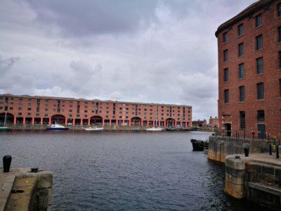 Bestemming bereikt: Liverpool