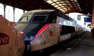Een fietsvakantie in Frankrijk met de trein, hoe werkt dat?