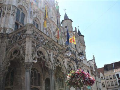 Bestemming bereikt: Mechelen