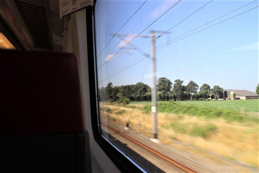 mechelen met de trein