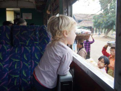 De beste landen voor treinreizen met het gezin