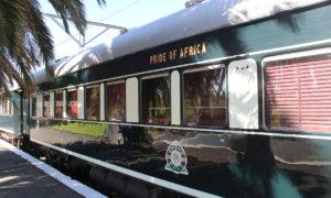 Treinreis der treinreizen: met The Pride of Africa dwars door Zuid-Afrika