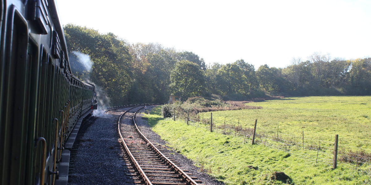 trein hampshire