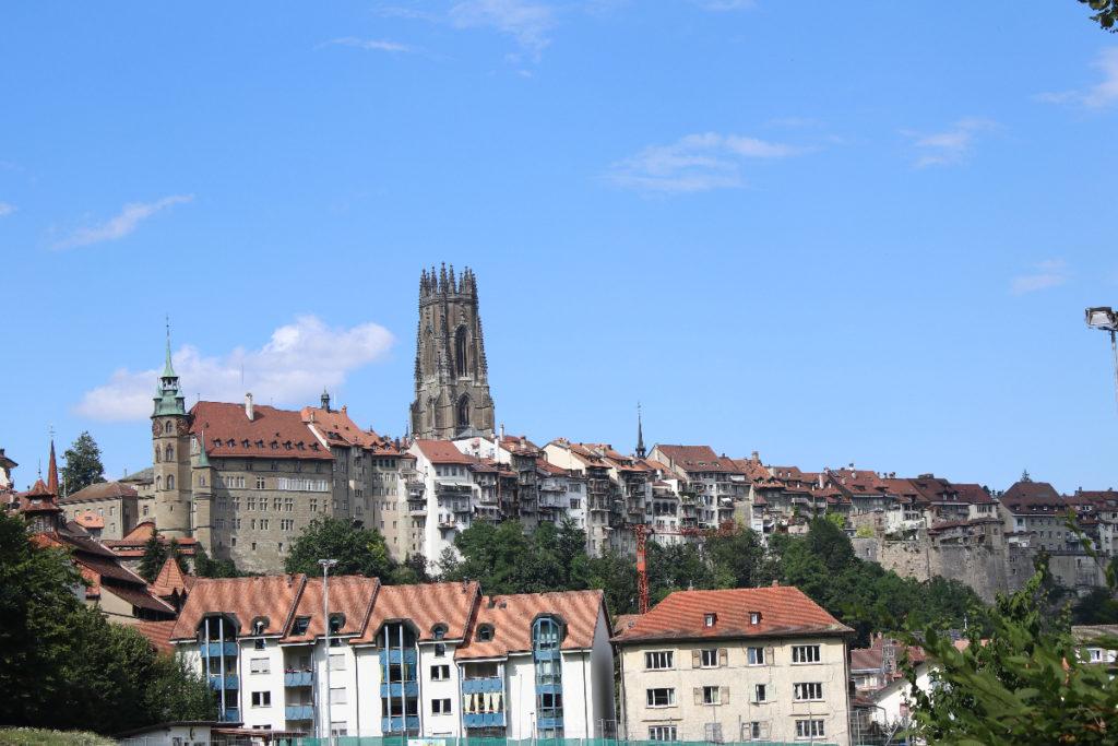 Treingids: Zwitserland (Fribourg)