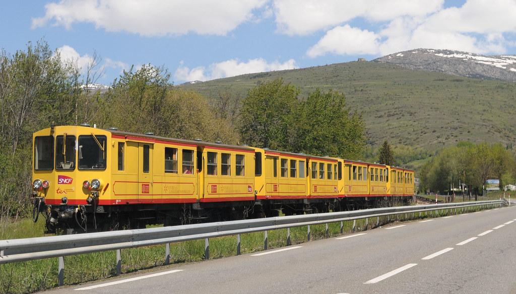 treinrondreizen door Frankrijk