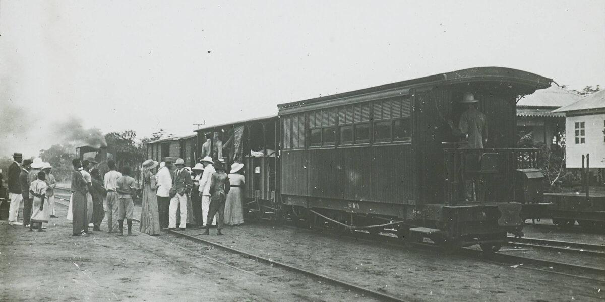 Kaap - Caïro spoorlijn