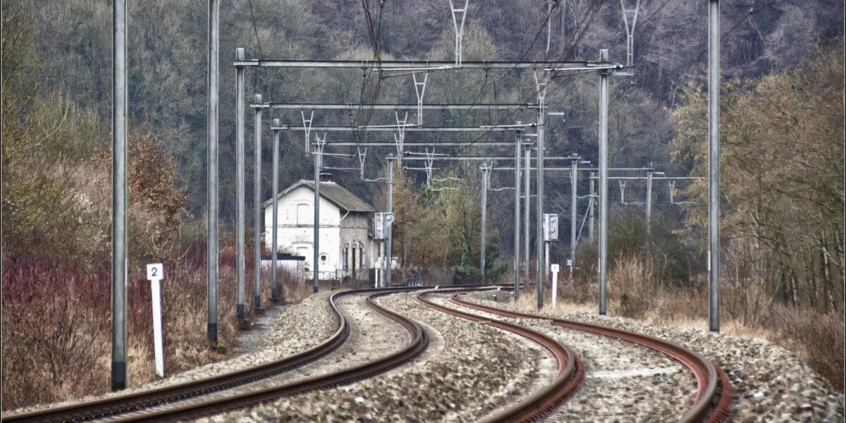 Treinreizen door Wallonië