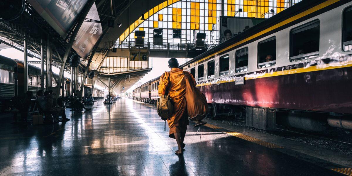 Hoe plan ik mijn treinreis in Azië
