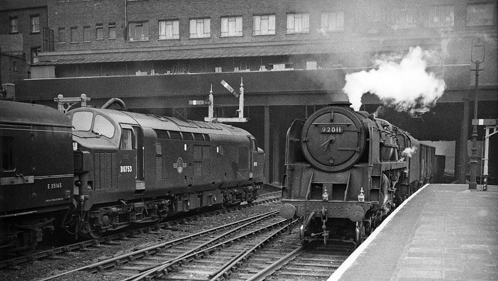 Nottingham Victoria station