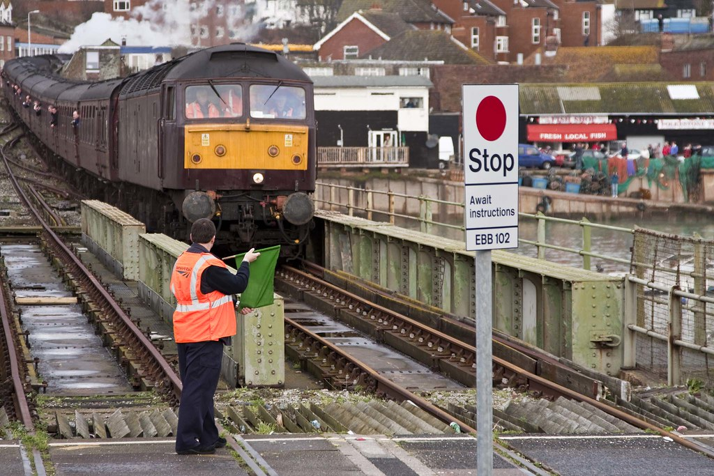 Folkestone Harbour Railway Station