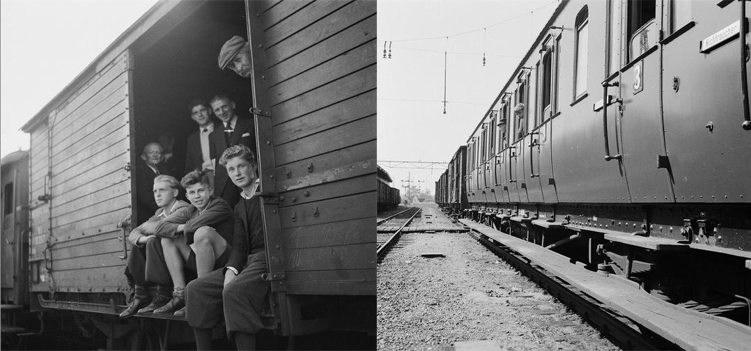De Nederlandse Spoorwegen na de Tweede Wereldoorlog