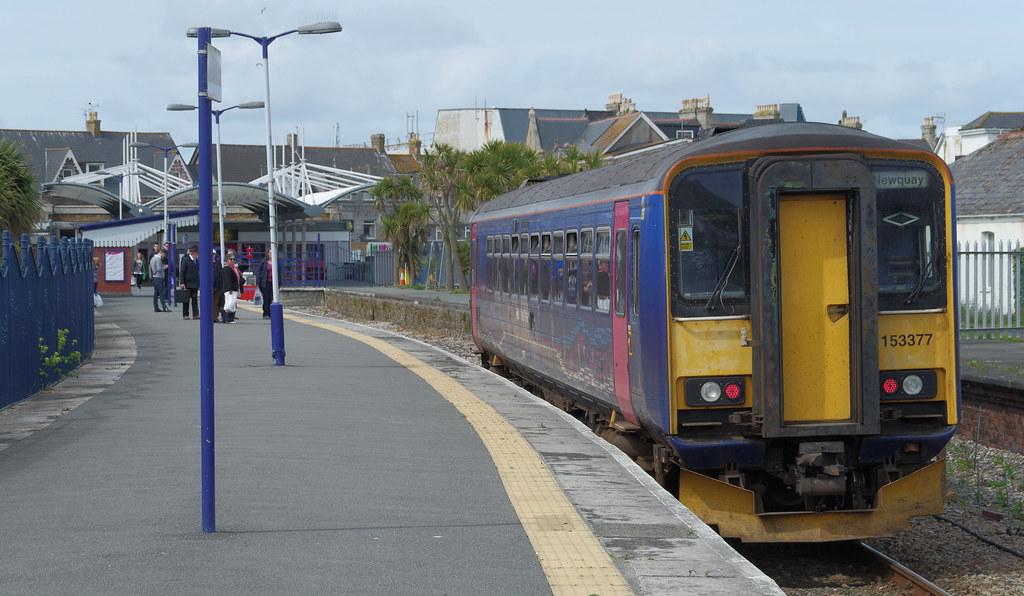 trein Cornwall