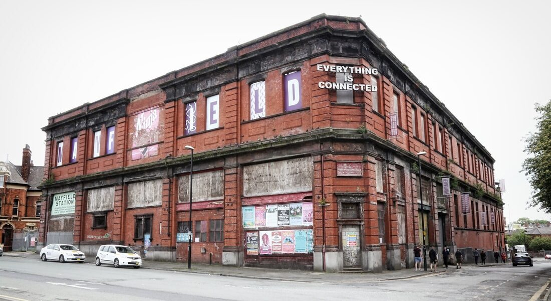 Manchester Mayfield Railway Station