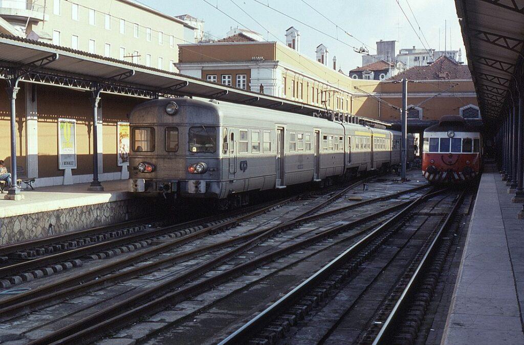 Station Coimbra-A