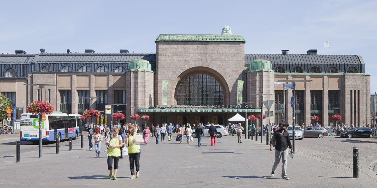 Helsinki Centraal Station